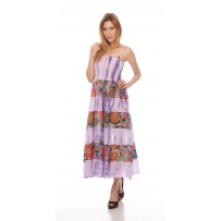 Long Tie Dye Dress 3
